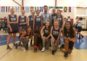 ISB Middle School Girls Basketball vs. the British International School of Boston - Jan. 9th