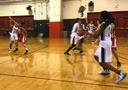ISB Girls Varsity Basketball vs. Boston University Academy - Jan. 10th