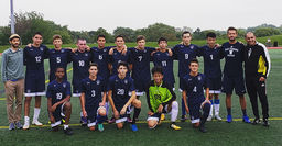 ISB Varsity Boys Soccer vs. Bradford Christian Academy - Oct. 30th