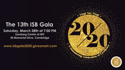 The 20/20 Vingt Sur Vingt Gala on March 28th