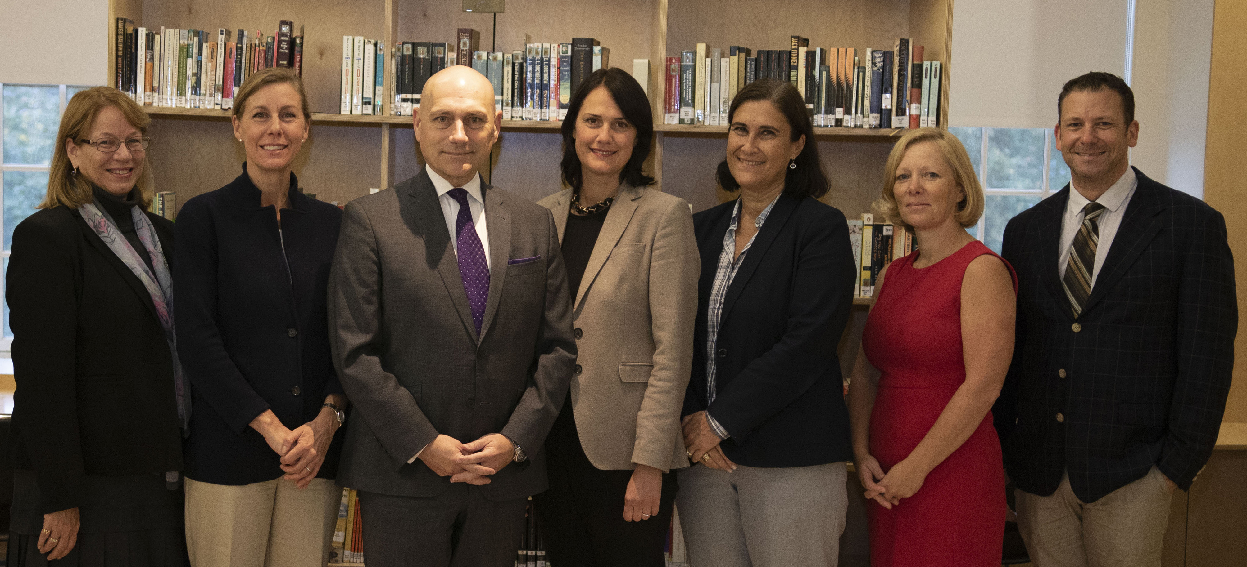 Senior Leadership Team - International School of Boston
