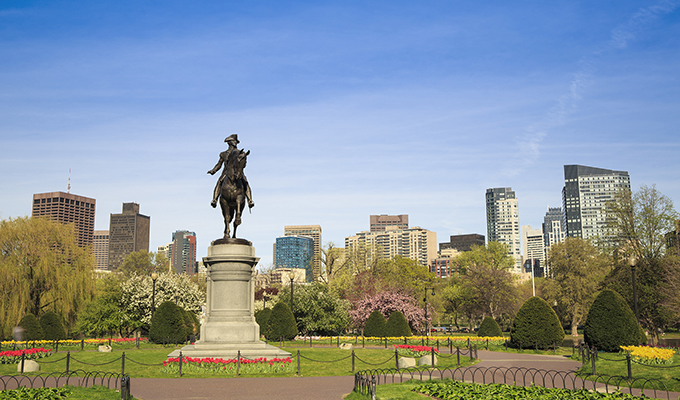 Boston Common - International School of Boston